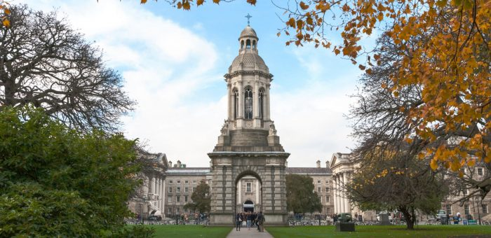 guidelines for the understudies in trinity college Dublin